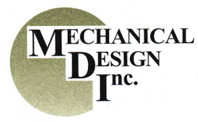 Mechanical Design, Inc
